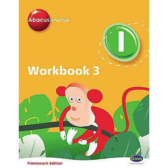 Abacus Evolve Y1P2 Workbook 3 Pack of 8 Framework Edition