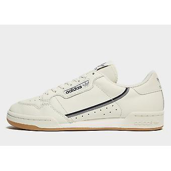New adidas Originals Men's Continental 80 Trainers White