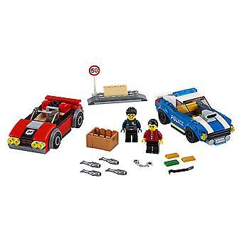 LEGO 60242 City politie snelweg arrestatie