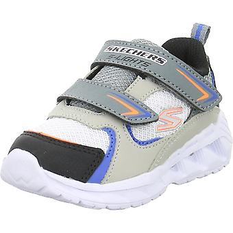 Skechers Low Magnalights Vendow 90751NGYBK universal summer infants shoes