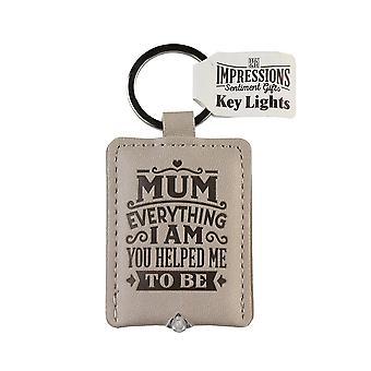 Geschichte & Heraldik Schlüsselanhänger - Mum Key Light
