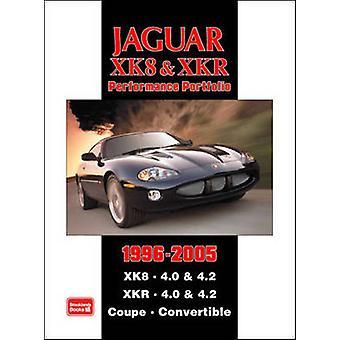 Jaguar Xk8 Xkr Perf Port 19962005 by Edited by R M Clarke