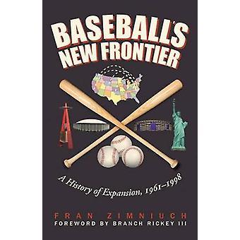 Honkballen New Frontier door Fran Zimniuch