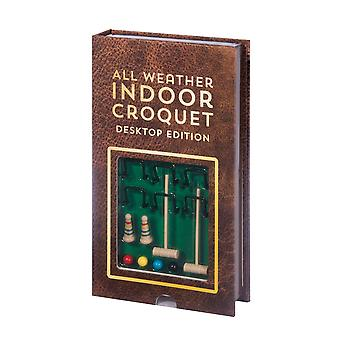 Blue sky studios - all weather indoor croquet desktop edition