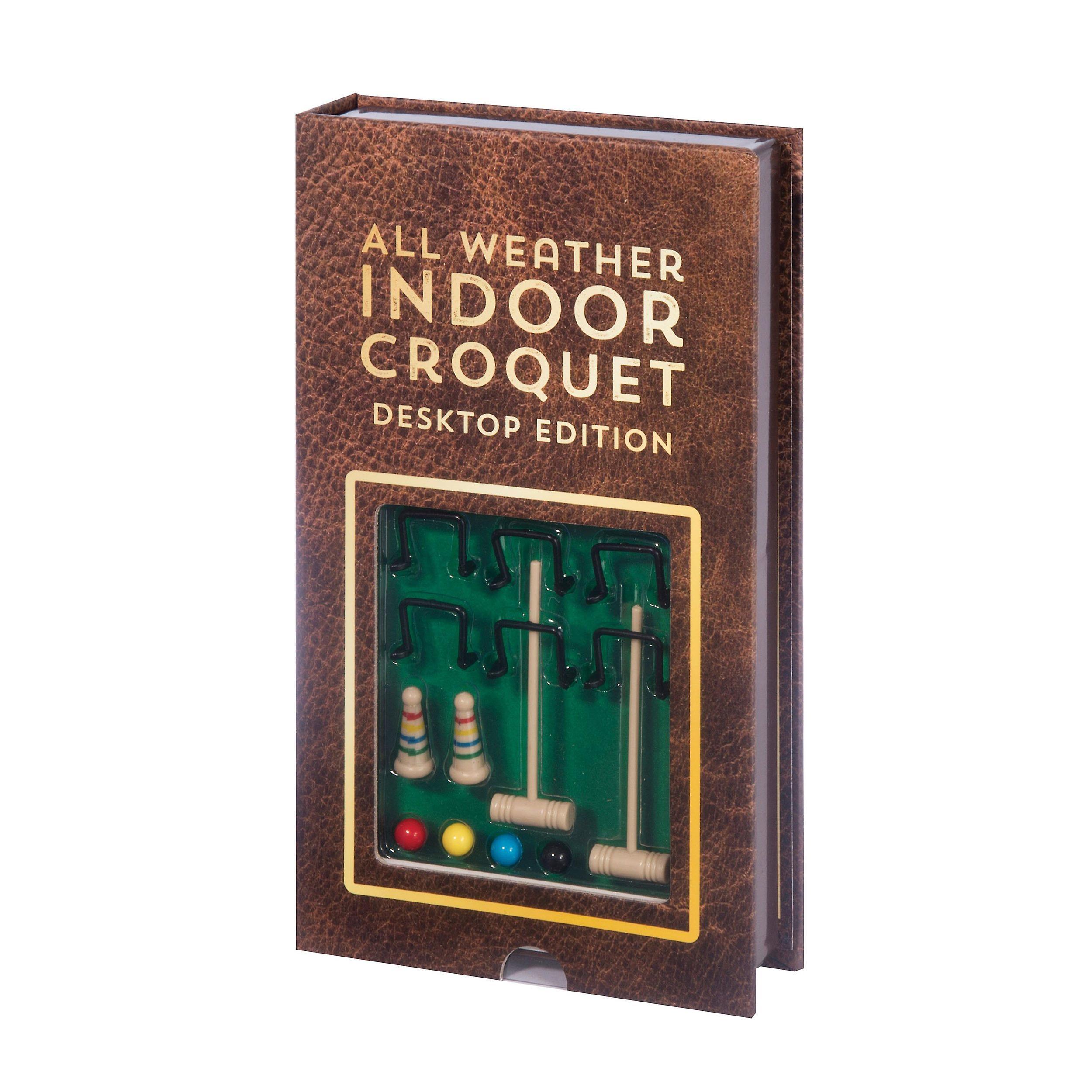 Blue sky studios - all weather indoor croquet desktop edition