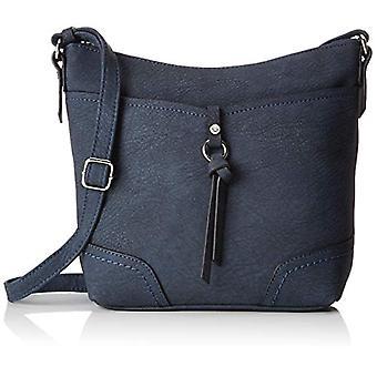 Tom Tailor Acc Imeri - Blue Women's Shoulder Bags (Blau) 28x25x8.5 cm (B x H T)