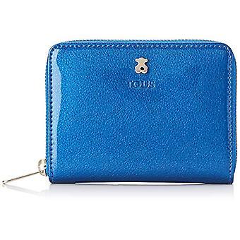 TOUS Tous Tous 9995960395DonnaBlu (Azul) 13x11x2 centimeters (W x H x L)
