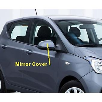 Right Driver Side Mirror Cover (Primed) For Hyundai i10 2013-2019
