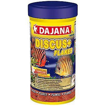Dajana Discus Flakes 250ml (Fish , Food , Warm Water)