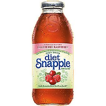 Snapple Diet Mirtillo Rosso-( 473 Ml X 24 )
