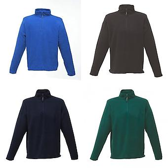 Regatta Mens Micro Zip Neck Fleece Top
