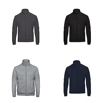 B idealna C dorosłych Unisex ID.206 50/50 Full Zip Bluza Sweat Jacket