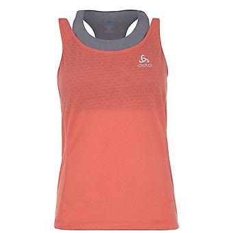 Odlo Womens MillTop Short Sleeve Performance T-Shirt T Shirt Tee Top