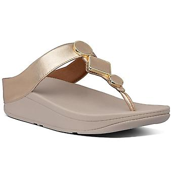FitFlop™ Leia Womens Toe Post Sandals