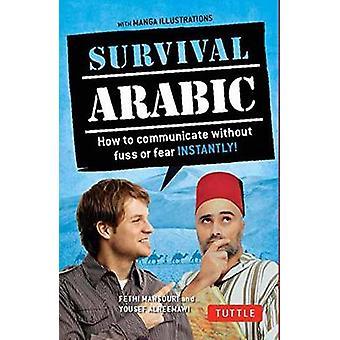 Selviytymisen arabialainen fraasikirja &ja Sanakirja - Miten kommunikoida witho