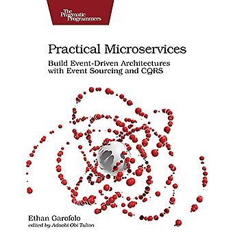 Practical Microservices by Ethan Garafolo - 9781680506457 Book