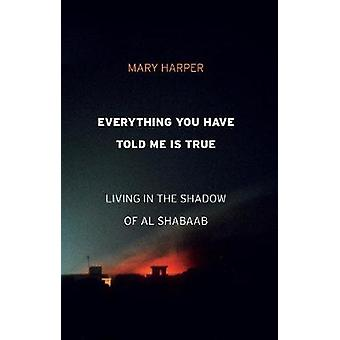 Everything You Have Told Me Is True - The Many Faces of Al Shabaab by