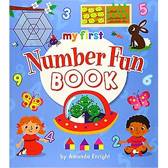My First Number Fun Book by Amanda Enright - 9781789503142 Book