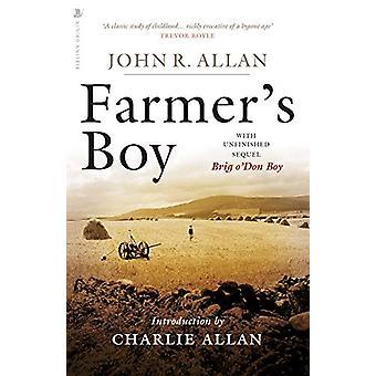 Farmer's Boy van John Robertson Allan - 9781912476718 Boek