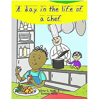 A Day in the Life of Professionals Chef - Profession Guide for Childre