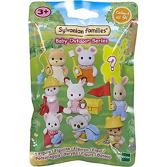 Sylvanian Families Baby Outdoor Series - One Mystery Pack 5438