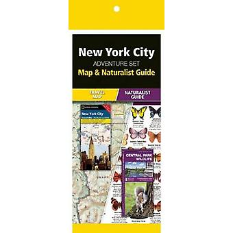 New York City Adventure Set - Map & Naturalist Guide by Waterford