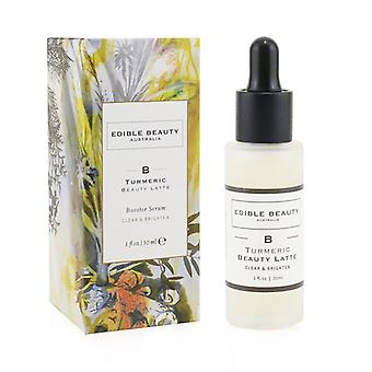 -b- Turmeric Beauty Latte Booster Serum - Clear & Brighten - 30ml/1oz
