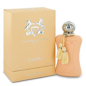 Cassili Eau De Parfum Spray By Parfums De Marly 2.5 oz Eau De Parfum Spray