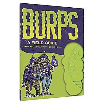 Burps - A Field Guide by Burl O'Roark - 9781452183077 Book