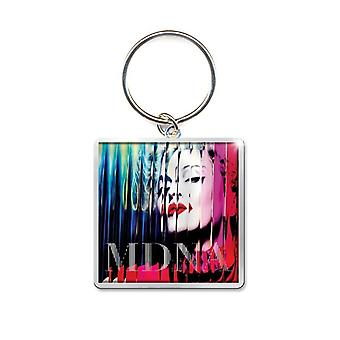 Madonna Keyring Keychain MDNA new Official