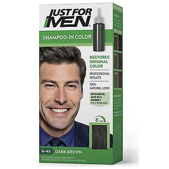 Just For Men Hair Colour - Dark Brown Black H45