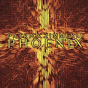 Patrick Zimmerli - Phoenix [SACD] USA import
