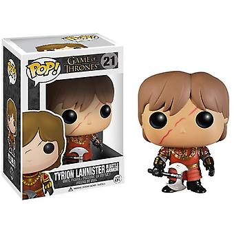Peli Thrones-Tyrion Lannister W/Battle Armour USA tuonti