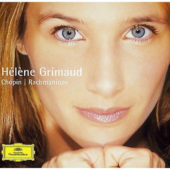 Helene Grimaud - Chopin, Rachmaninov [CD] USA import