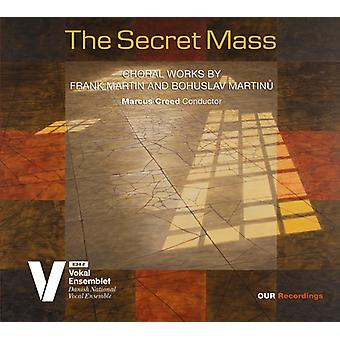 Martin - Secret Mass [SACD] USA import