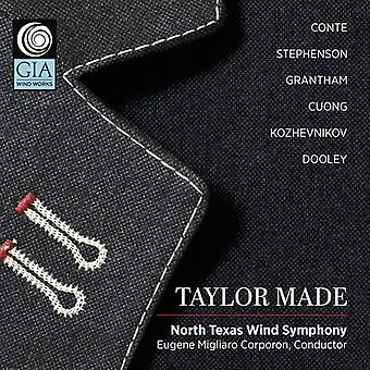 Conte / North Texas Wind Symphony - Taylor Made [CD] USA import