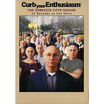 Curb Your Enthusiasm: Season 5 [DVD] USA import
