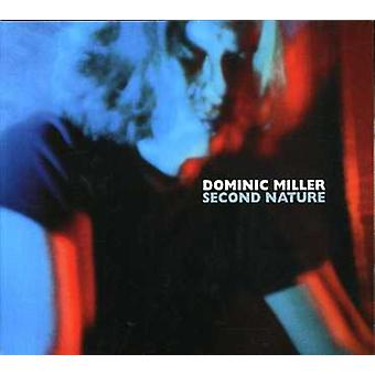 Dominic Miller - Second Nature [CD] USA import