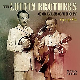Louvin Brothers - Louvin Brothers-Collection 1949-62 [CD] USA import
