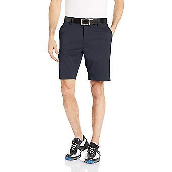 Essentials Men's Slim-Fit Stretch Golf Short, Navy, 42, Navy, Size 42