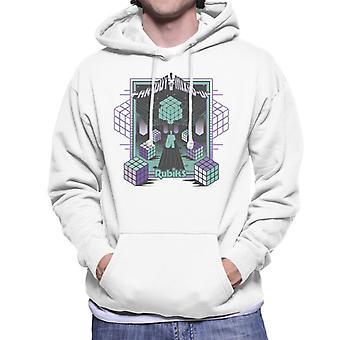 Rubik ' s far out & gemengd mannen ' s Hooded Sweatshirt