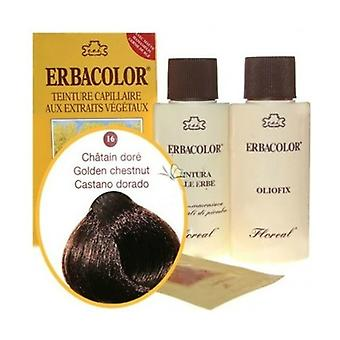 16 Erbacolor golden brown 120 ml