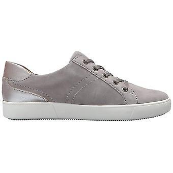 Naturalizer Womens Morrison läder låg topp spets upp mode Sneakers