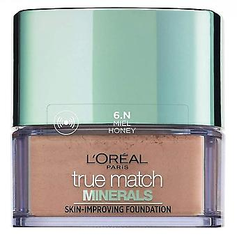 Fundacja L'Oreal True Match Minerals