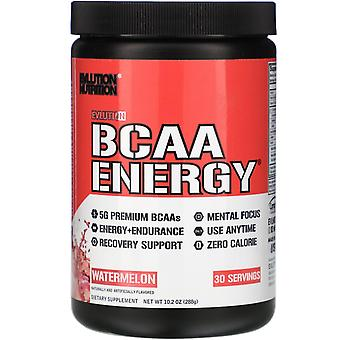 EVLution Nutrition, BCAA ENERGY, Watermelon, 10.2 oz (288 g)