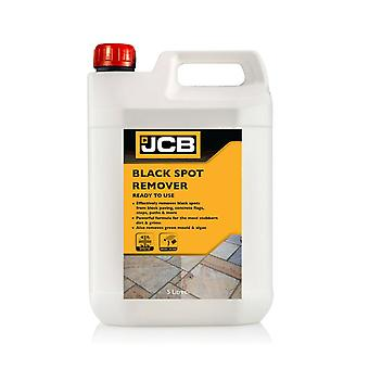 Black Spot Remover 5L by JCB Ready to Use for Patio, Driveway, Limestone