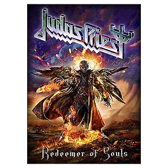 Judas Priest Poster Redeemer of Souls Official New Textile Flag 70cm x 106cm