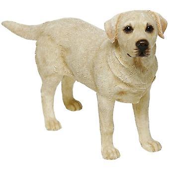 Labrador Golden Figurine By Lesser & Pavey