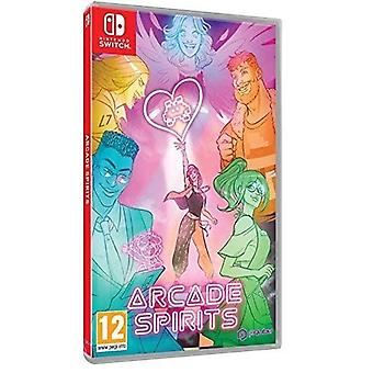 Arcade Spirits Nintendo Switch Game