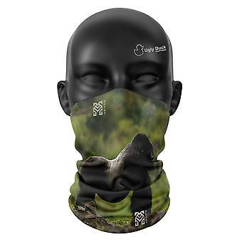 Silverback Mountain Gorilla Snood Face Mask Scarf Neckerchief Head Tube Buff